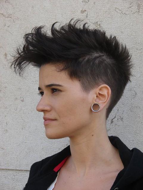 Short Hair Rockabilly Girl Short Hairstyles