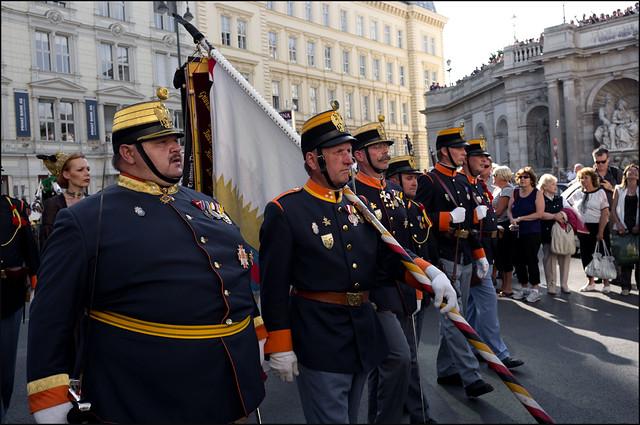 Habsburg Funeral Vienna