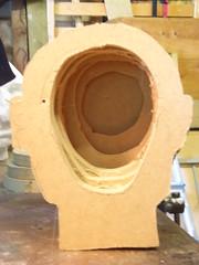 Inside automata head