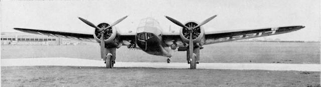 Bristol 142M Blenheim Mk II L1222 Filton 1938