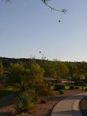 Stetson Hills Phoenix Hot Air Balloons
