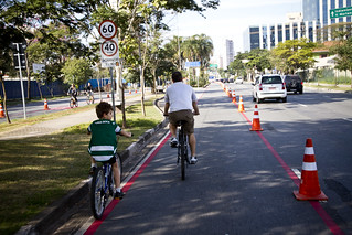 Sao Paolo Cycle Lane_1