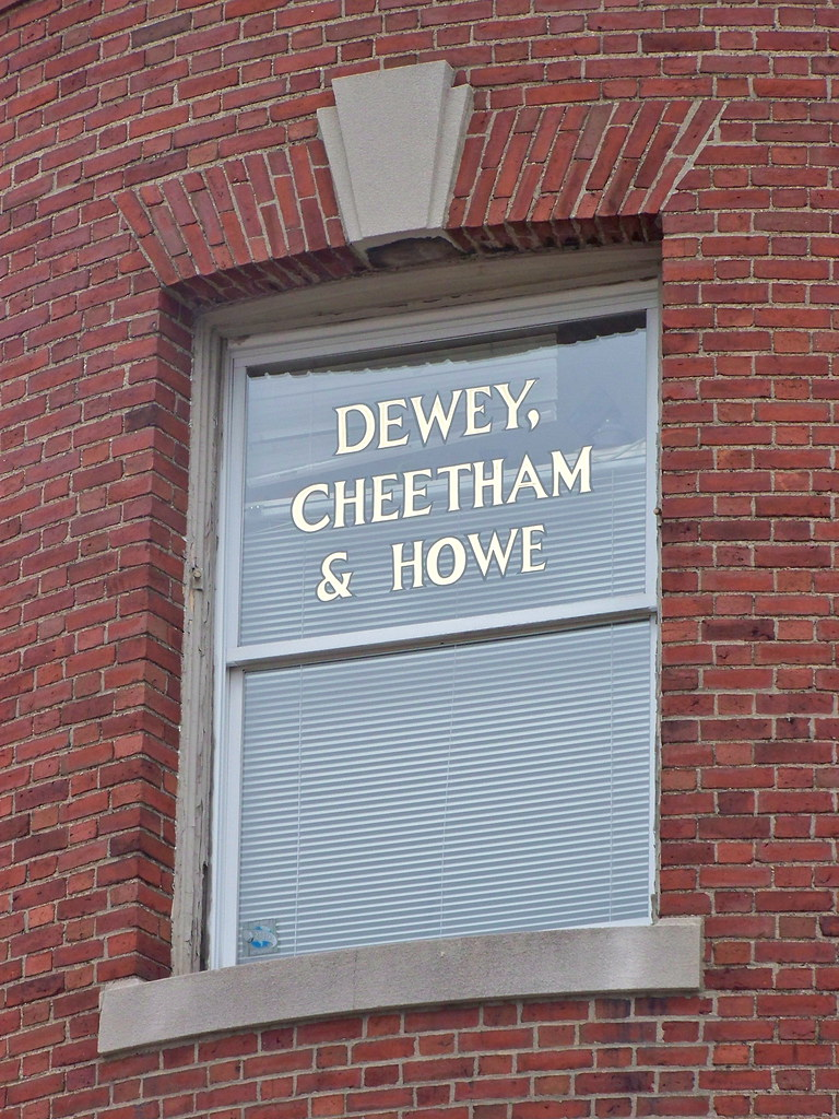 Dewey Cheatham And Howe Flickr Photo Sharing