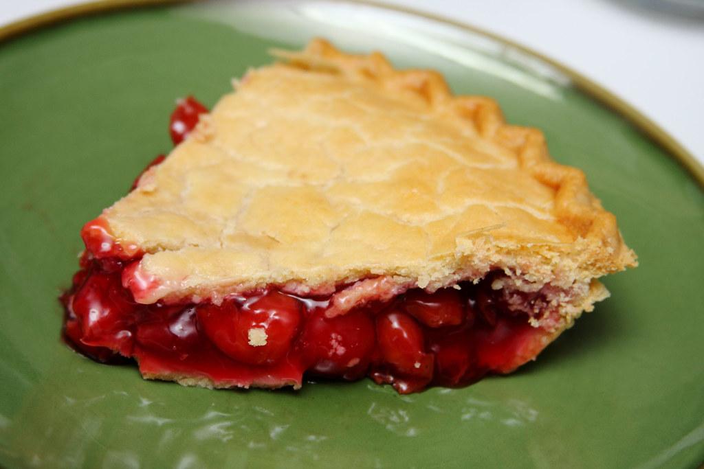 cherry pie commercially prepared