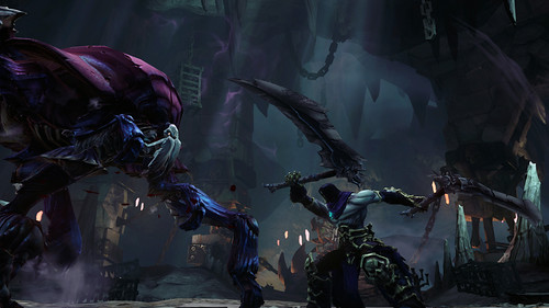 Darksiders 2 Boss Battle Guide - Tips and Strategy
