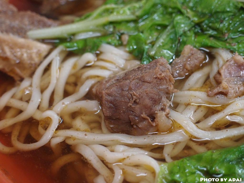 2011.7.20 華成牛肉麵
