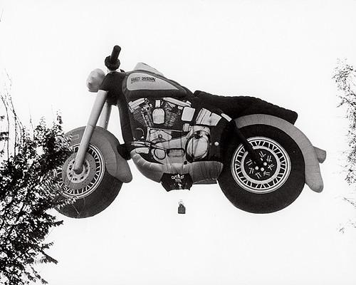 Harley Davidson Balloon