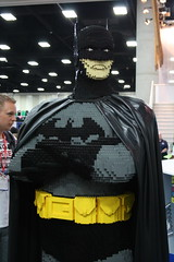 Lego Batman at Comic-Con San Diego 2011