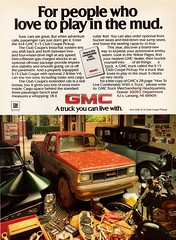 1985 GMC S-15 4x4 Club Coupe Pickup