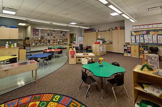 ES Classroom - The Neenan Company