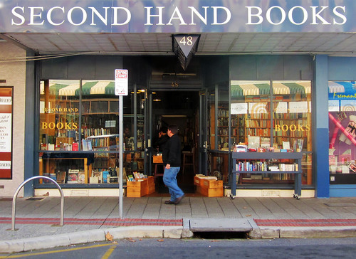 Second Hand Books