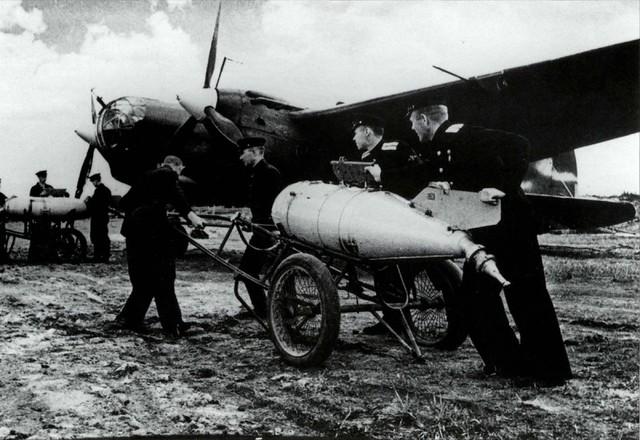 SB medium bomber