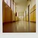 Couloir de collège ©Le nerd du CDI