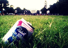 PBR on the President's lawn