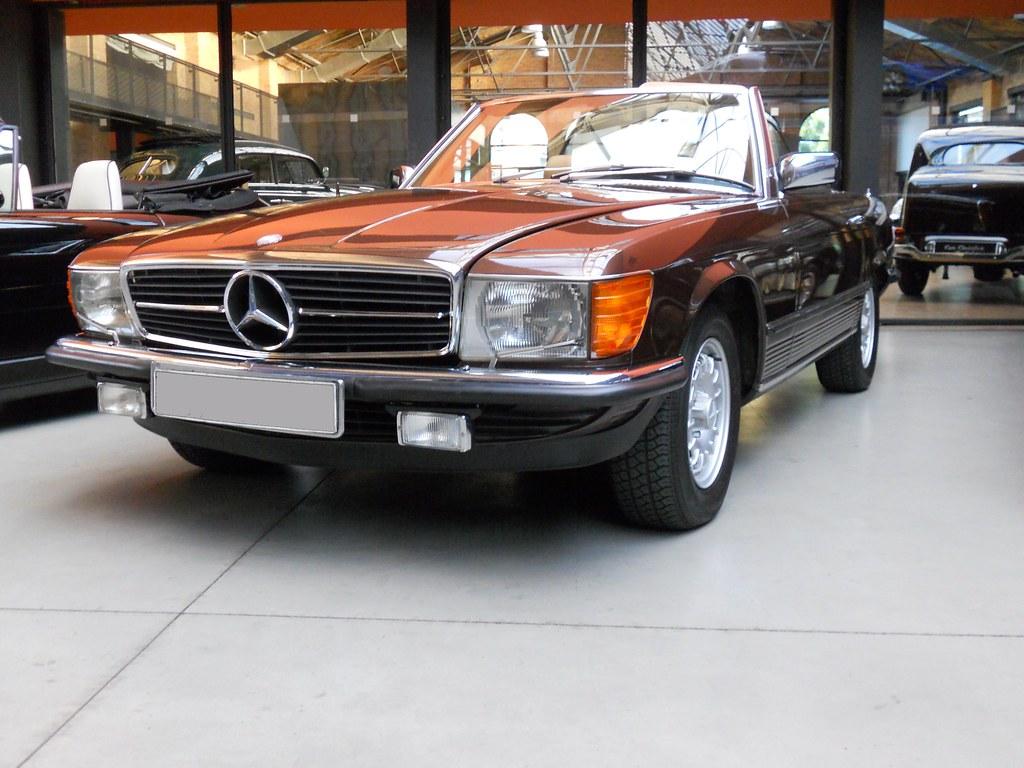 Mercedes benz 280 sl r107 1974 1985 a photo on for 1974 mercedes benz 280