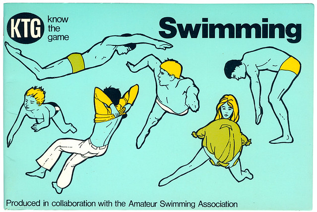 know the game - swimming