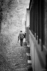le train-train du conducteur - Photo of Selles-sur-Nahon