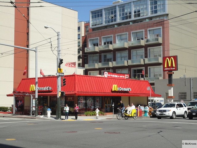 McDonald's San Francisco 701 3rd Street (USA)