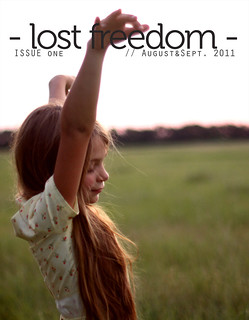 lost freedom issue one