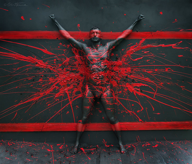 Flesh and Acrylic - Martin