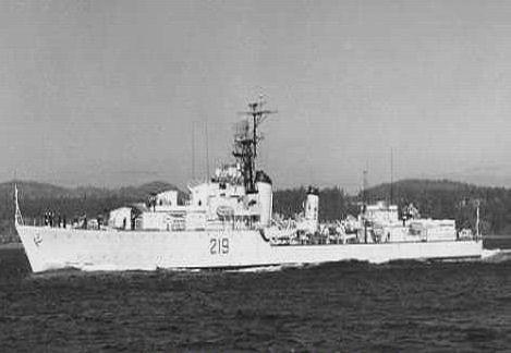 HMCS Athabaskan (R79)