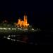 Fotos nocturnas de la Iglesia de Sitges - 2