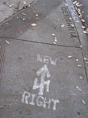 New Right, San Francisco, CA