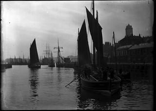 Herring Boat - Gratti