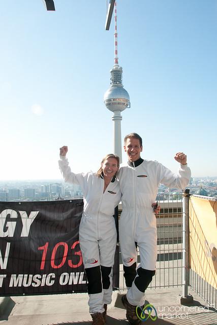 Berlin Base Flying - We Made It!