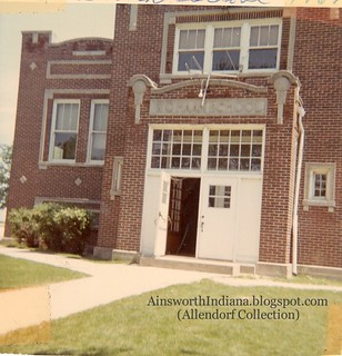Ainsworth School, mid-1960s