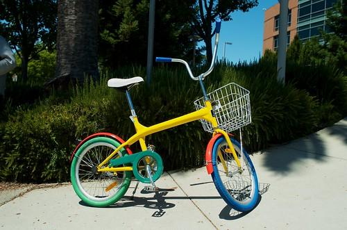 Google Bikes +1: Ride Me