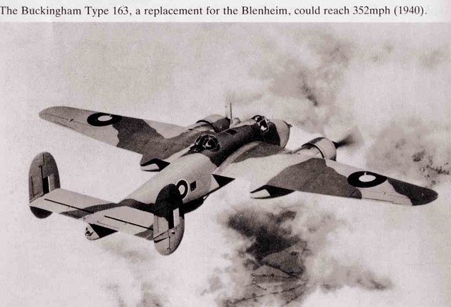Bristol 163 Buckingham