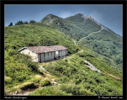 Monte Gambarogno HDR