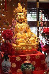 Buddha Tooth Relic Temple & Museum. Chinatown, Singapore