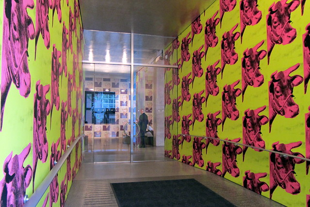 Pittsburgh - North Shore: Andy Warhol Museum