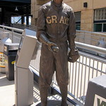 "Pittsburgh - PNC Park: Highmark Legacy Square - ""Smokey Joe"" Williams"