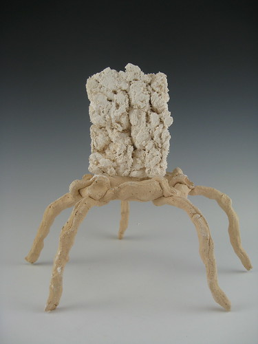 My Sponge Sculpture