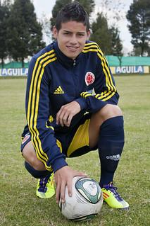 JAMES DAVID RODRIGUEZ