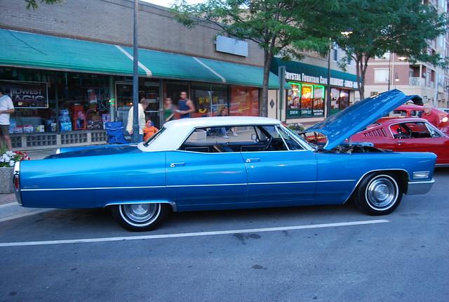 '68 Cadillac Sedan DeVille