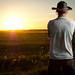 Redneck Sunset Alt by derekGavey
