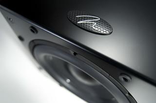 Dynamo 1000W Woofer Detail