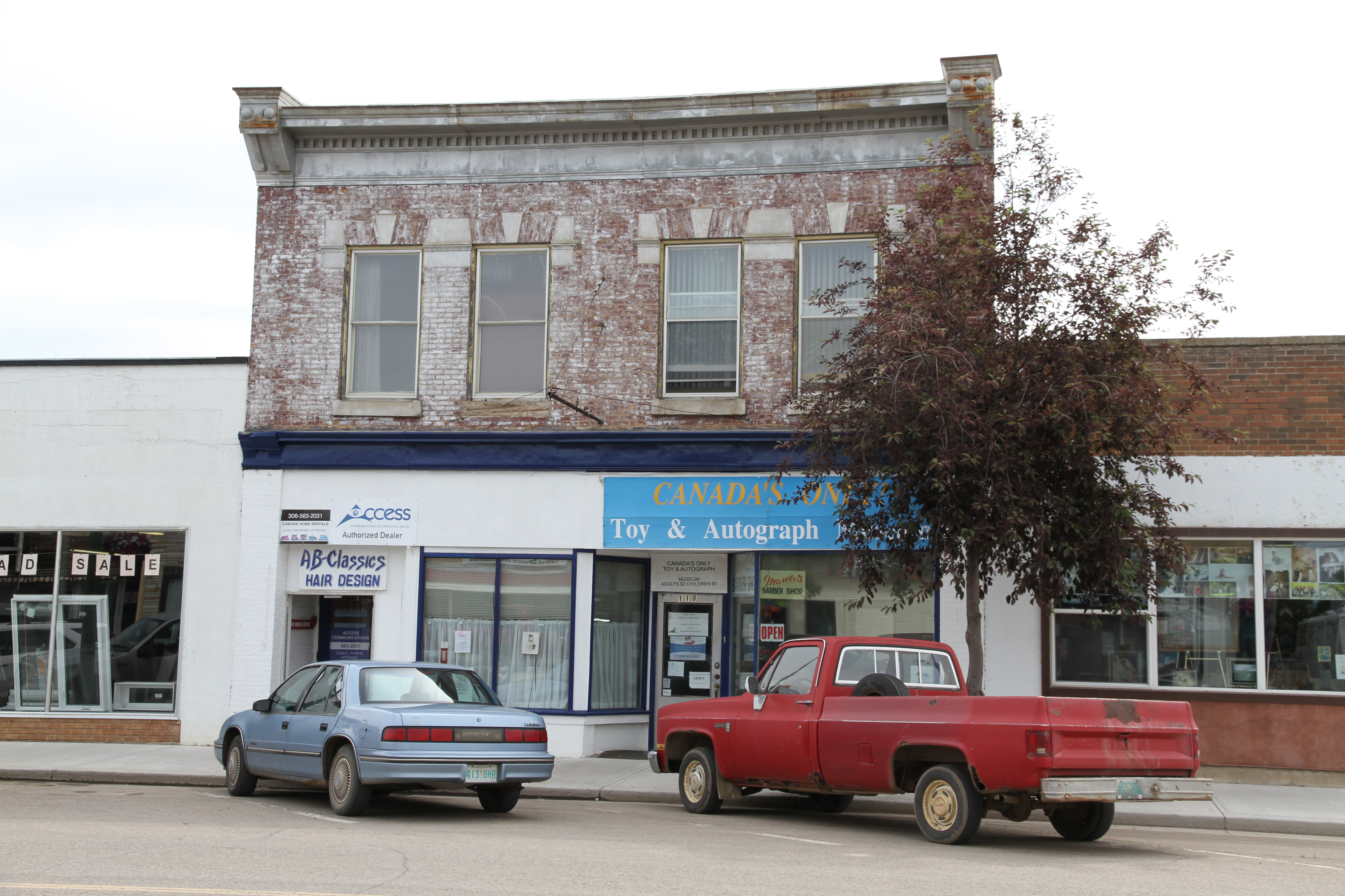 Elevation Of Main St Canora Sk S0a 0l0 Canada