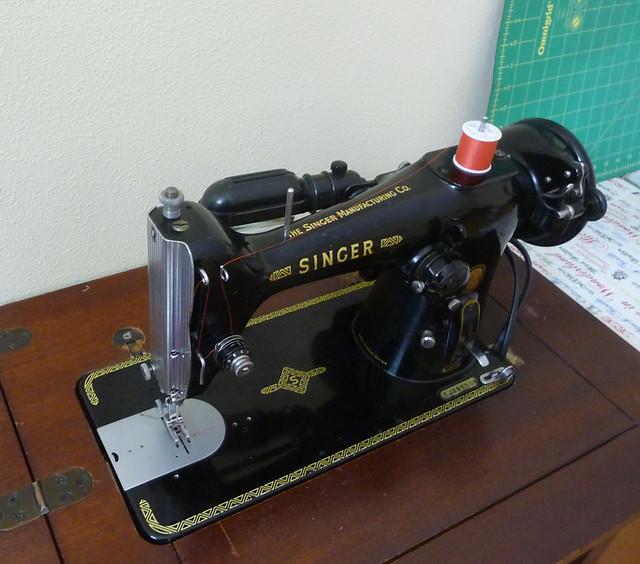 singer 206k sewing machine