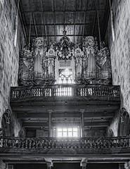 Organ in St. Dinoys Church (Esslingen)