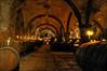 Weinkeller im Kloster Eberbach