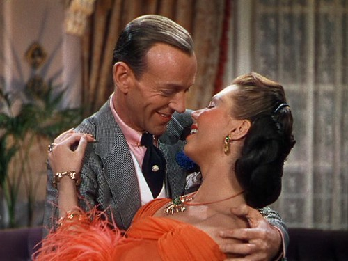 Fred Astaire, Ann Miller in ''Easter Parade'' 1948