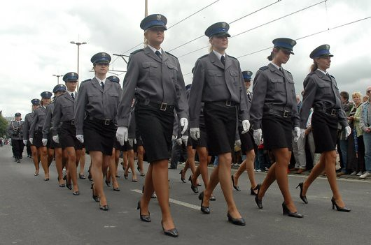 Balice Poland  city photos gallery : Polish Female Police / Police Féminine Polonaise | Flickr Photo ...