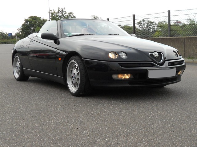 alfa romeo spider 916 1997 a photo on flickriver. Black Bedroom Furniture Sets. Home Design Ideas