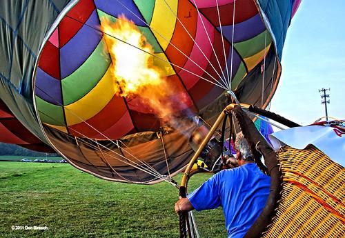 Hot Air Ballooning Albuquerque