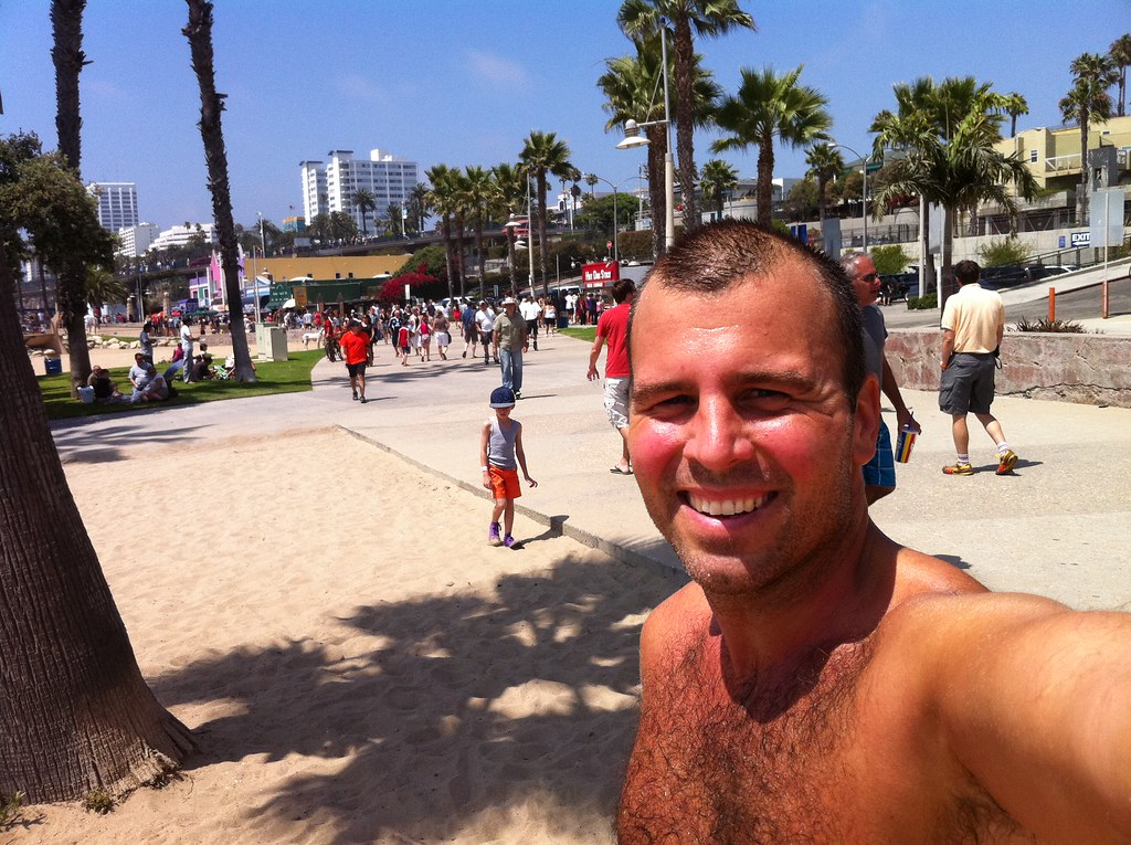 Layover at LAX? Then run Venice Beach!